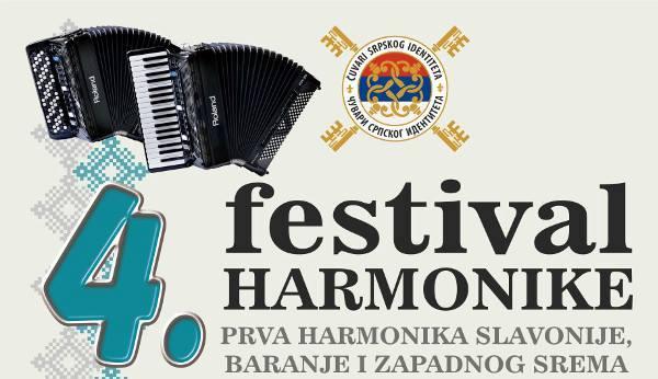 4. Festival harmonike Borovo