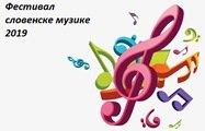 Festival slovenske muzike 2019