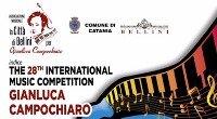 """Concorso Internazionale per musicisti  """"Gianluca Campochiaro"""""""